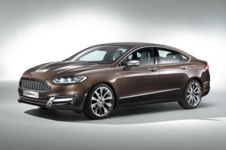 El lujo asequible de Ford se llamará Vignale