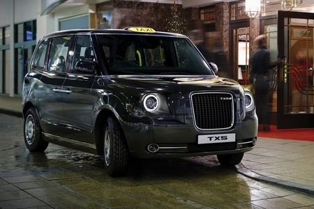 Geely va a llenar Londres de taxis eléctricos de autonomía extendida