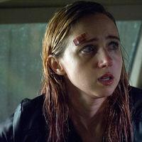 'The Monster', cartel y tráiler de la película de terror con Zoe Kazan
