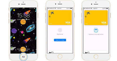 Apple Pay Iphone Con Touch Id