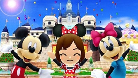 Disney Magical World llega a 3DS en Abril‏