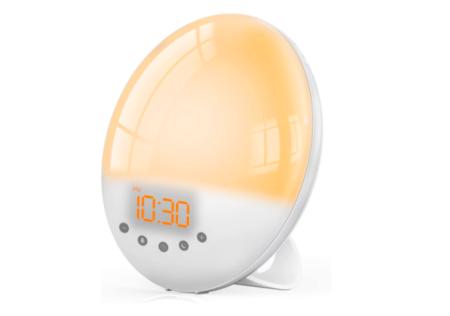 Wake Up Light Despertador Luz Tasmor