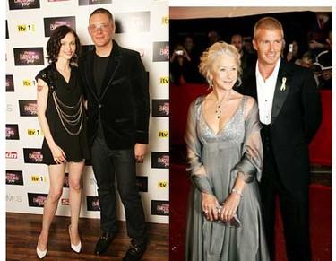 Giles Deacon premiado en los Greates Britons Awards 2007