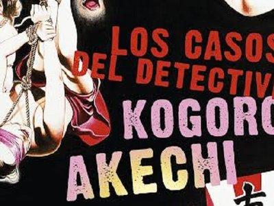 Satori publica los casos del detective Kogoro Akechi
