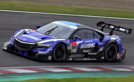 "Nuevo ""Balance of Performance"" para el Honda NSX-GT Concept en el Super GT"