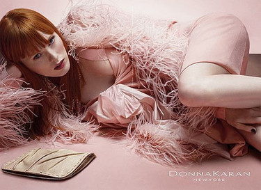 Campaña de Donna Karan Resort 2009