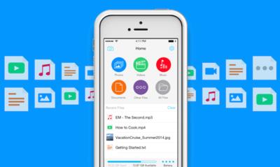 Añade hasta 64GB más a tu iPhone con la funda Space Pack de Mophie