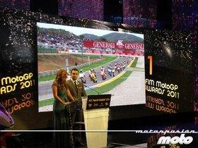 MotoGP Valencia 2011: asistimos a la gala FIM MotoGP Awards