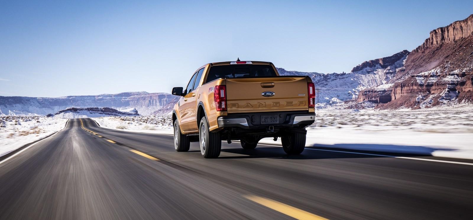 Foto de Ford Ranger 2019 (8/22)
