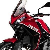 La Moto Morini X-CAPE 650 llegará en otoño para sumarse a la guerra de las motos trail asequibles