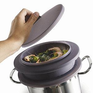 Cocinar al vapor: una forma de aprovechar los nutrientes al máximo