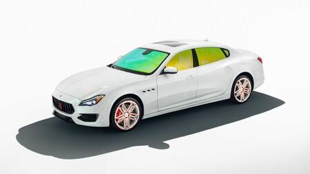 Maserati Quattroporte Fuori Serie Unica 2020