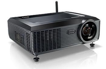 Dell S300w, proyector WiFi y preparado para las tres dimensiones