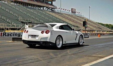 Nissan GT-R de Switzer Performance, ahora 900 CV con bioetanol