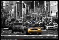SheTaxis, o cómo Nueva York tiene reservados taxis para ti, mujer