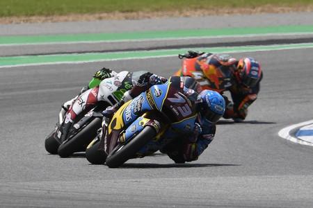 Álex Márquez se pone firme en Japón ante la amenaza a su liderato de las KTM y Brad Binder