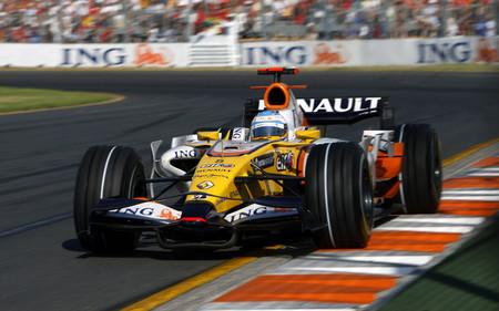 Alonso Australia F1 2008