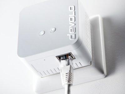 Devolo dLAN 550 WiFi, su nuevo adaptador PLC con WiFi N