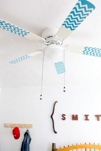 Hazlo tú mismo: decora con dibujos tu ventilador