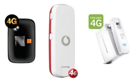 Vodafone, Orange y Yoigo ya cuentan con módems USB y MiFi para sus redes LTE. Conoce sus precios
