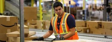 El algoritmo en el cuerpo: Bezos sugiere establecer la carga de trabajo en Amazon según el nivel muscular