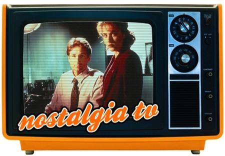 'Expediente X', Nostalgia TV