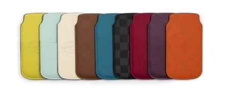 Nueva colección de fundas para dispositivos Apple de Louis Vuitton
