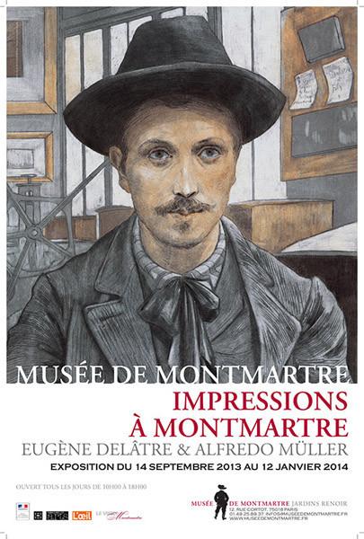 """""""Impressions à Montmartre"""", un recorrido por la bohemia artística del barrio más famoso de París"""