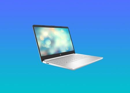 Trabaja con este portátil HP 14s rebajadísimo en Amazon: con un moderno Core i5-1135G7, SSD de 512GB y precio chollo de 479 euros