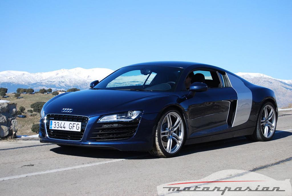 Foto de Audi R8 4.2 FSI R tronic (prueba) (32/50)
