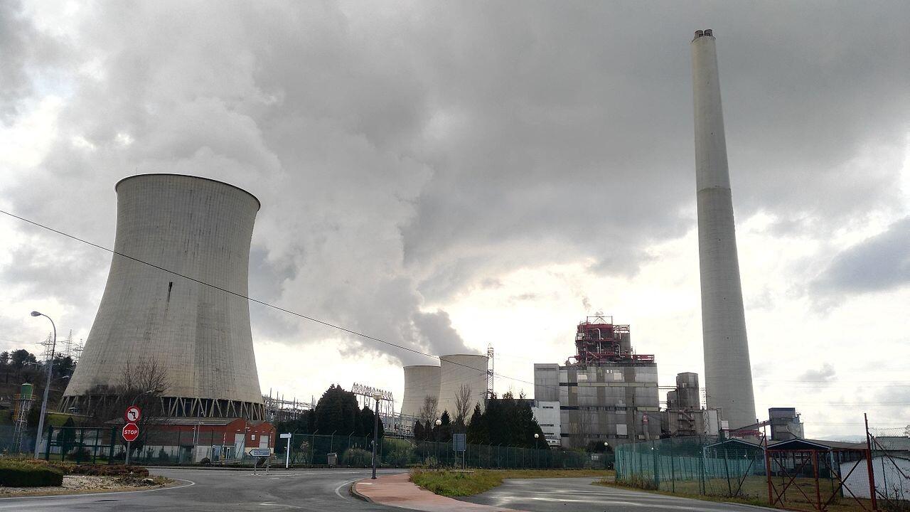 Coal soars in Europe