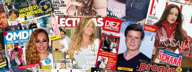 Corinna y Sofía se iban juntas de viaje, una de Flores marchitas y Andrés Velencoso elige a Paula Gómez como pareja para el baile de graduación: estas son las portadas de la semana del 23 de septiembre