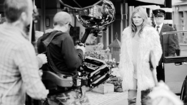 Made for walking: el corto de Kate Moss