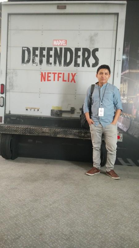 The Defenders Steve