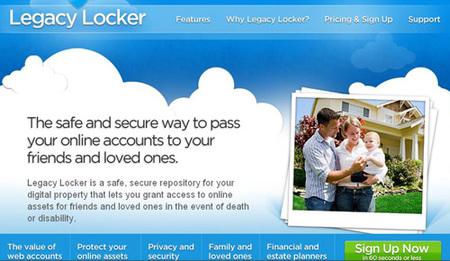 Legacy Locker: el albacea de nuestras cuentas online