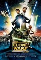 Póster y trailer de 'Star Wars: The Clone Wars'