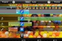 Splice, un editor de vídeo gratuito para iPhone