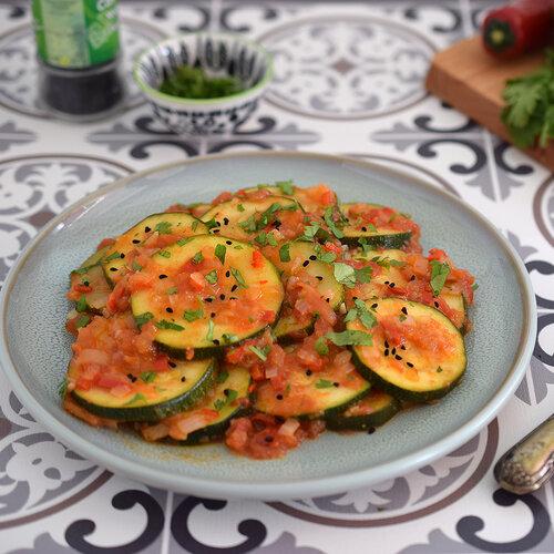 Curry de calabacines al estilo Robin Food, la receta de David de Jorge para disfrutar sin prejuicios