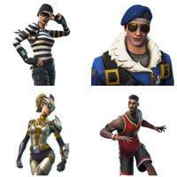 Fortnite: estos son los nuevos skins, objetos y bailes que llegarán pronto al juego