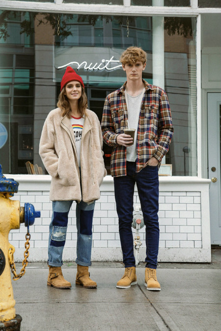 Pull Bear Fall Winter 2015 Campaign