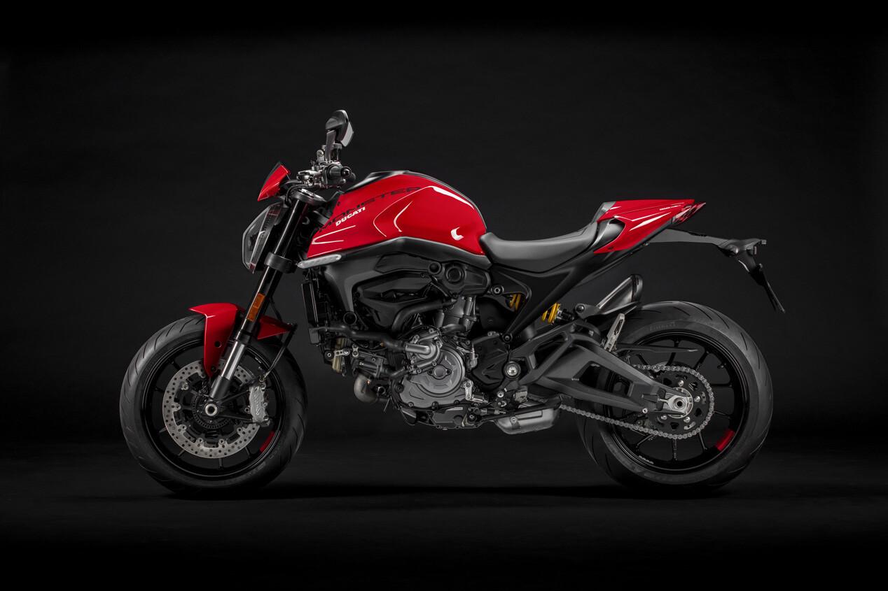 Foto de Ducati Monster 2021 (2/20)