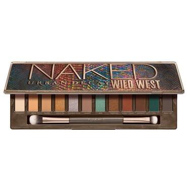"""Urban Decay nos propone un maquillaje ideal al estilo """"Salvaje Oeste"""" con su última paleta de sombras de ojos"""
