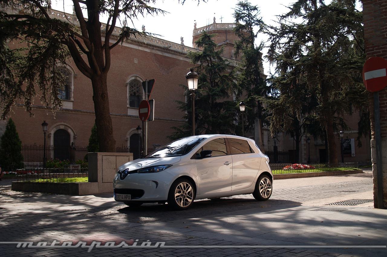 Foto de Reto de autonomía eléctrica en un Renault ZOE (11/18)