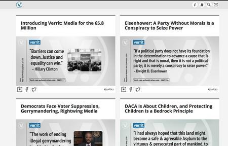 Verrit Media For The 65 8 Million