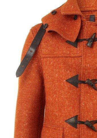Adivina de quién... es este abrigo