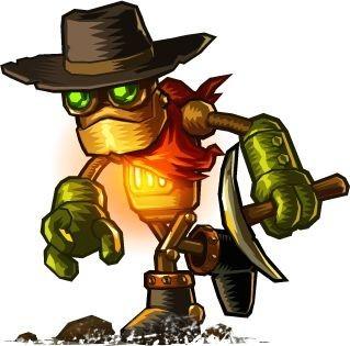 Rusty (SteamWorld Dig)