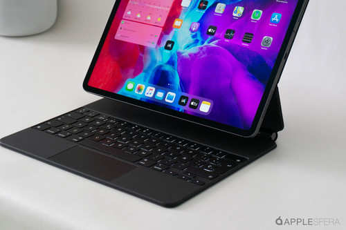 Magic Keyboard para iPad Pro, análisis: futuro en factor y forma