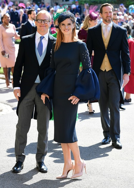 boda harry meghan Sarah Rafferty