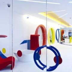 Foto 4 de 5 de la galería las-oficinas-de-google-en-londres en Decoesfera