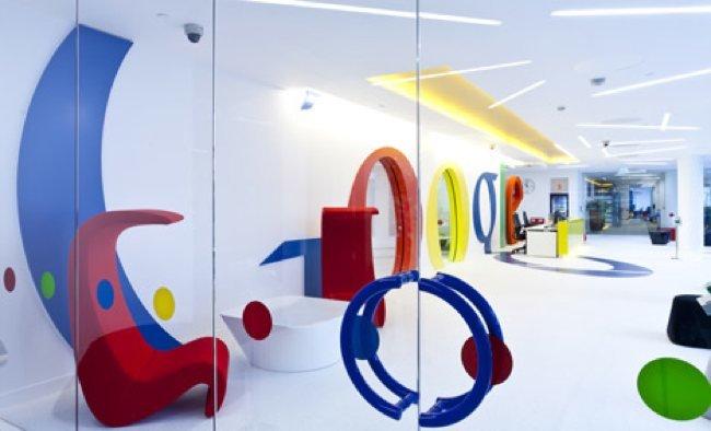 Las oficinas de google en Londres